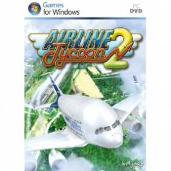 Airline Tycoon 2 Game PC