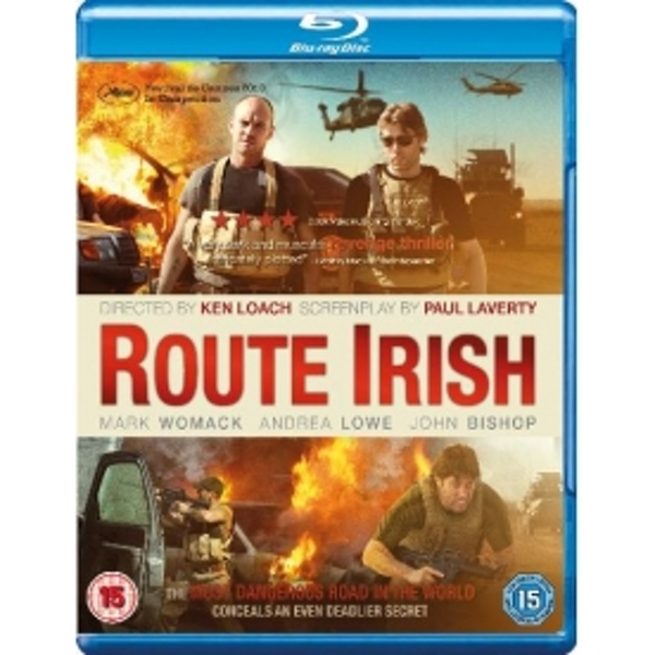 Route Irish Blu-ray