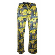 Spongebob Squarepants 'Party Sponge' Loungepants Medium One Colour
