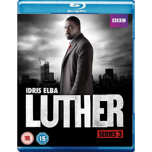Luther - Series 3 Blu-ray