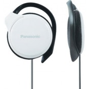 Panasonic RPHS46EW Slim Clip-on Earphones White