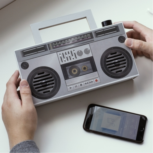 Thumbs Up! DIY Wireless Boombox - Image 2