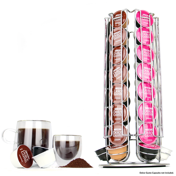 Rotating 48 Dolce Gusto Capsule Holder | M&W - Image 2