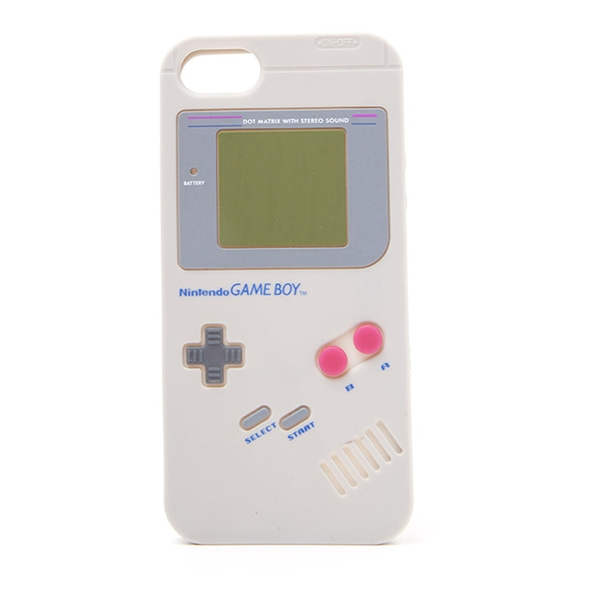 Nintendo - Gameboy Handheld Console Apple Iphone 5/Se Phone Cover