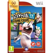 Rayman Raving Rabbids TV Party (Selects) Game Wii