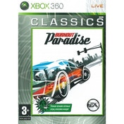 Burnout Paradise Game (Classics) Xbox 360