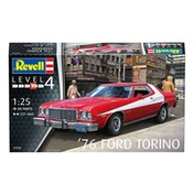 '76 Ford Torino Revell Model Kit