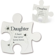 Said with Sentiment Jigsaw Wall Art Daughter