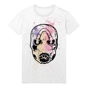 Borderlands - Psycho Splatter Men's Small T-Shirt - White