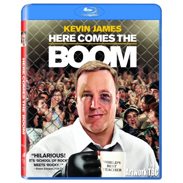 Here Comes The Boom Blu-ray + UV Copy