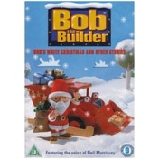 Bob the Builder Bob's White Christmas and Other Stories DVD