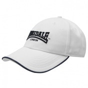 Lonsdale Classic Cap White