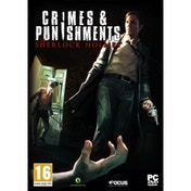 Crimes and Punishments Sherlock Holmes PC Game