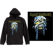 Iron Maiden - Powerslave Men's X-Large Pullover Hoodie - Black