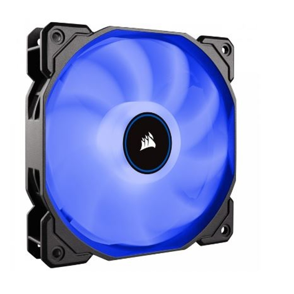 Corsair AF High Airflow Low Noise Blue LED Cooling Fan - 120mm