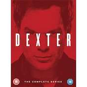 Dexter The Complete 1-8 Boxset DVD