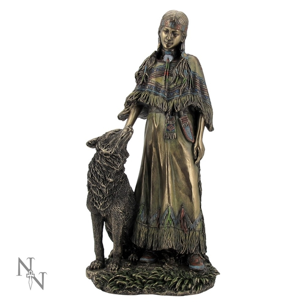 Native Connection Figurine