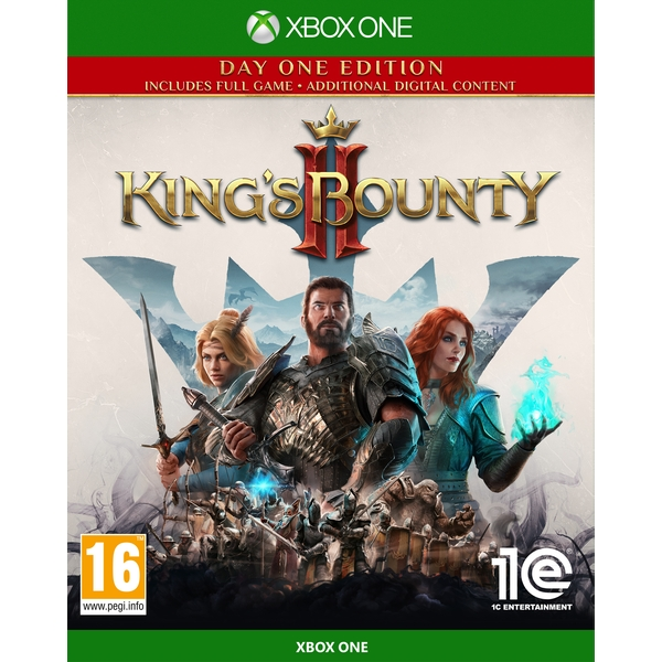 King's Bounty II Day One Edition Xbox One Game
