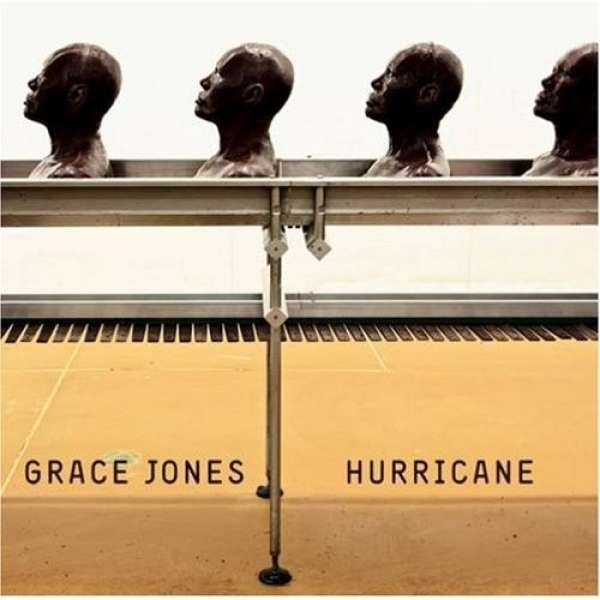 Grace Jones - Hurricane CD