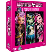 Monster High: Collection DVD