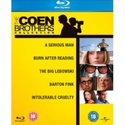 The Coen Brothers Collection (Blu-Ray)