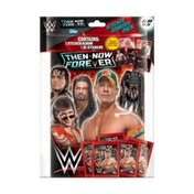 WWE Then Now Forever Sticker Starter Pack