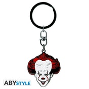 It - Pennywise Metal Keychain