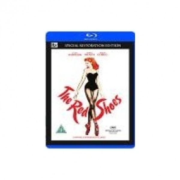 The Red Shoes Restoration Edition Blu-ray