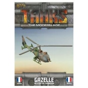 TANKS: The Modern Age French Gazelle (Helo) Board Game