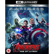 Avengers Age Of Ultron 4K UHD Blu-ray