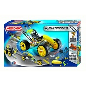 Meccano Multimodels 7 Models - Quad
