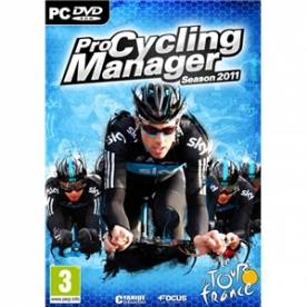 Pro Cycling Manager Tour de France 2011 Game PC