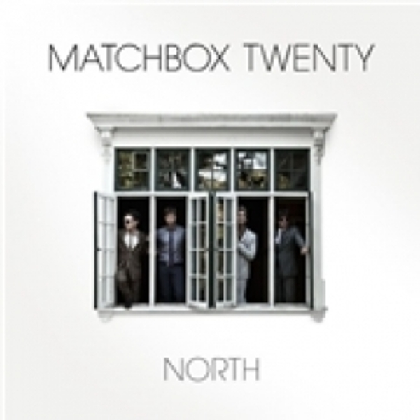 Matchbox Twenty North CD