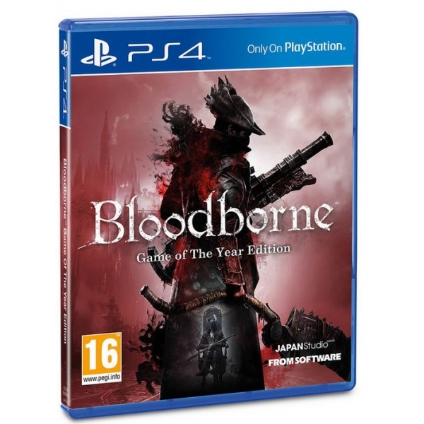 Bloodborne Game Of The Year (GOTY) PS4 Game
