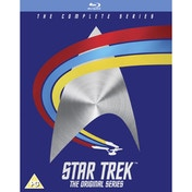 Star Trek The Original Series: Complete Blu-ray