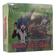 Cardfight Vanguard TCG Rampage Of The Beast King BT07 Booster Box (30 Packs)