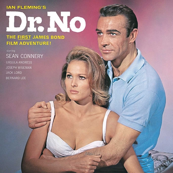 Original Soundtrack James Bond - Dr No Vinyl