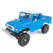 Team Associated CR12 Blue Toyota FJ45 Pick-Up RTR