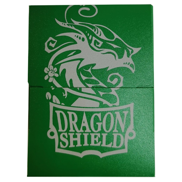 Dragon Shield Cube Shell - Green