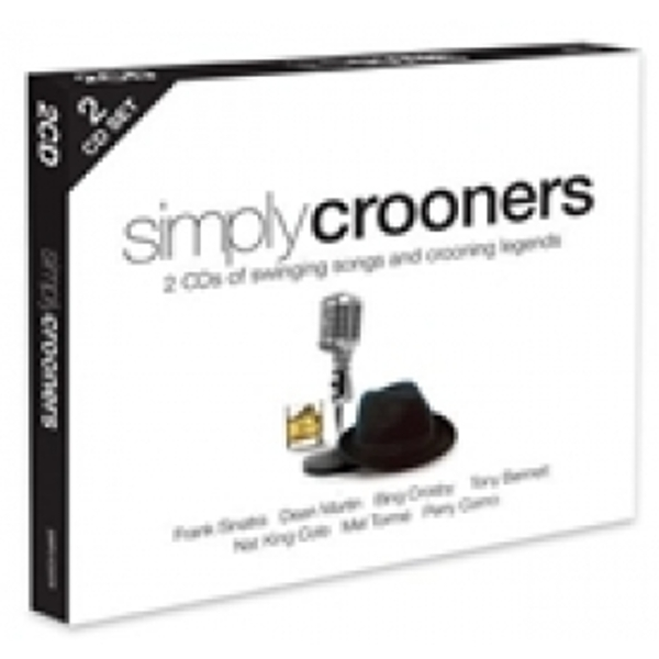 Simply Crooners 2CD