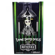 Ex-Display Showtime Beetlejuice (Living Dead Dolls) Doll