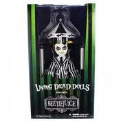 Ex-Display Showtime Beetlejuice (Living Dead Dolls) Doll Used - Like New