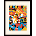 Crash Bandicoot - Posterized Mounted & Framed 30 x 40cm Print - Image 2