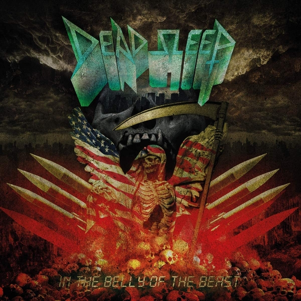 Dead Sleep - In The Belly Of The Beast Vinyl