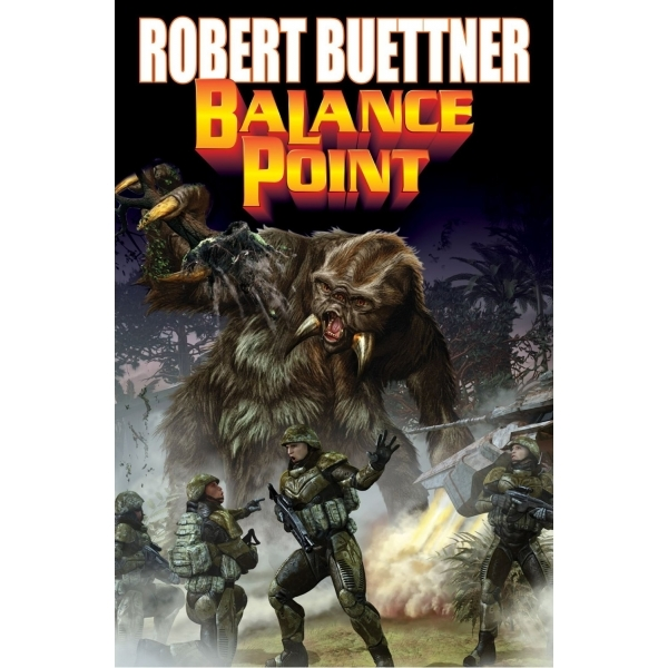 Balance Point by Robert Buettner (Paperback, 2014)