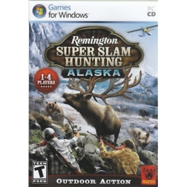 Remington Hunting Super Slam Alaska Game PC (#)