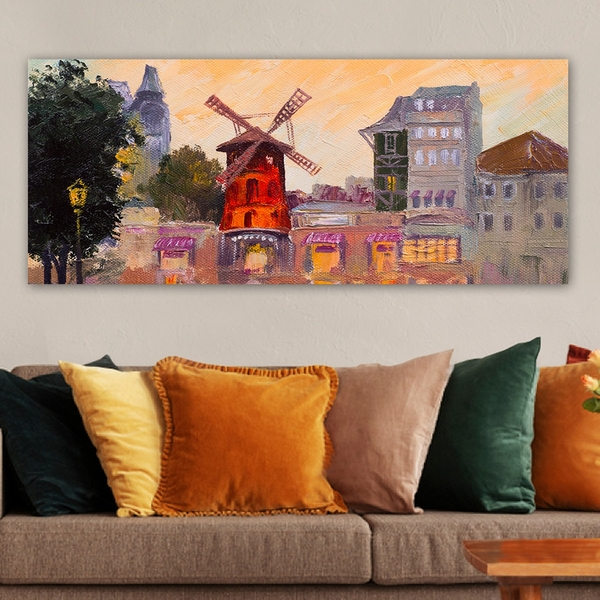 YTY260447723_50120 Multicolor Decorative Canvas Painting