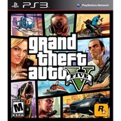 Grand Theft Auto GTA V (Five 5) Game PS3 (#)