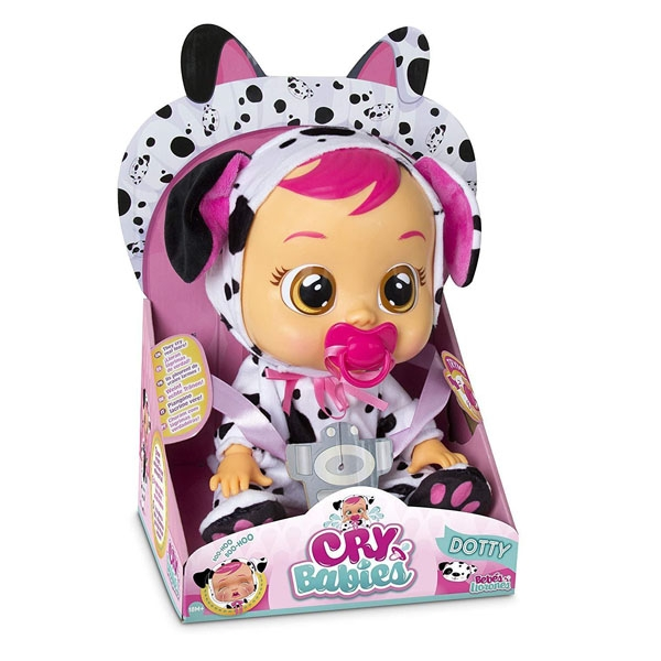 Baby WOW - Cry Babies Dotty