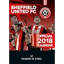 Sheffield United Official 2019 Calendar - A3 Wall Calendar